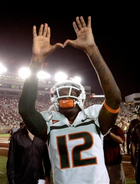 44bae5d98d78 The Hurricanes made tremendous improvements on the offensive side of the  ball