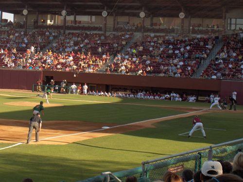 FSU-UM Baseball 031