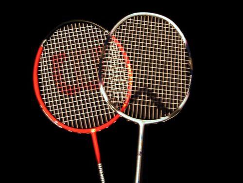 Badminton_raquets