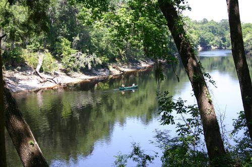 Swr-canoeingthesuwanneeriver