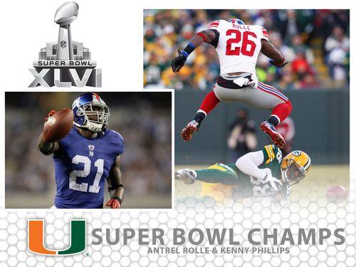 UM super Bowl