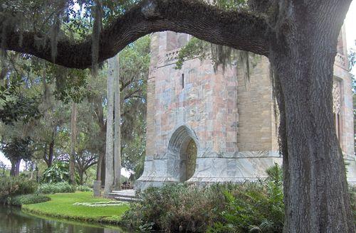 Bok Tower Door