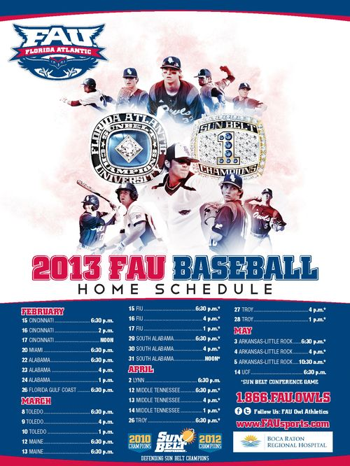 FAU poster