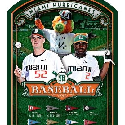 UM baseball 2013