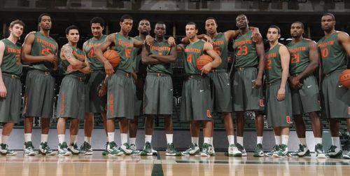 UM basketball 2013 New