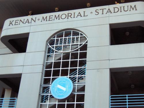 UNC 2009 stadium