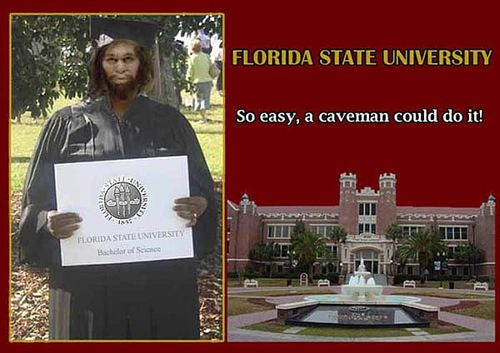 FSU Caveman