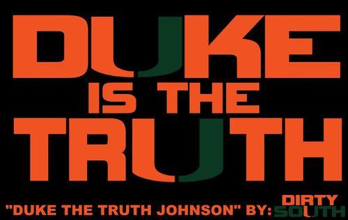 DUKE TRUTH