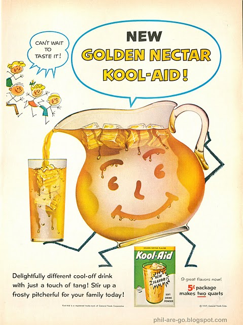 Golden Nectar Kool Aid