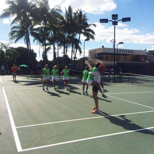 UM Tennis 2014
