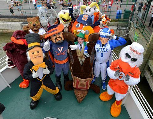 ACC Mascots