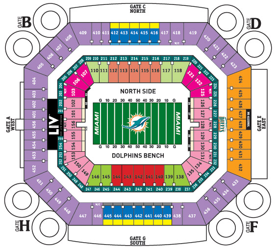 canespace: a closer look at acc stadiums
