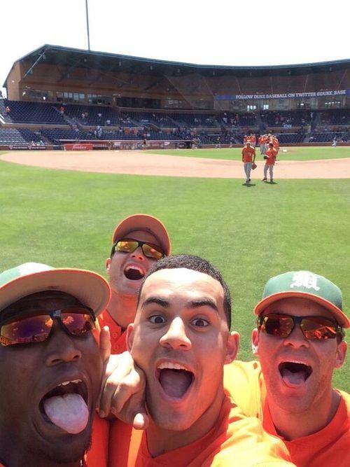 UM Baseball Sweep