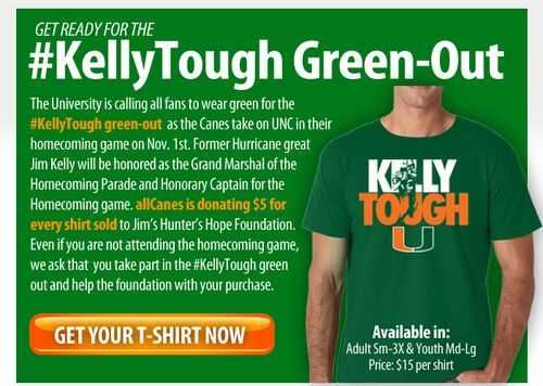 Kelly Green Out