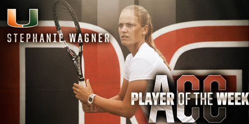UM Tennis Wagner