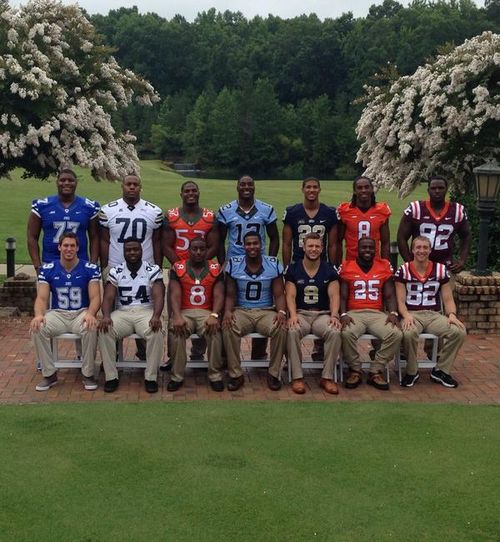 ACC Kickoff group