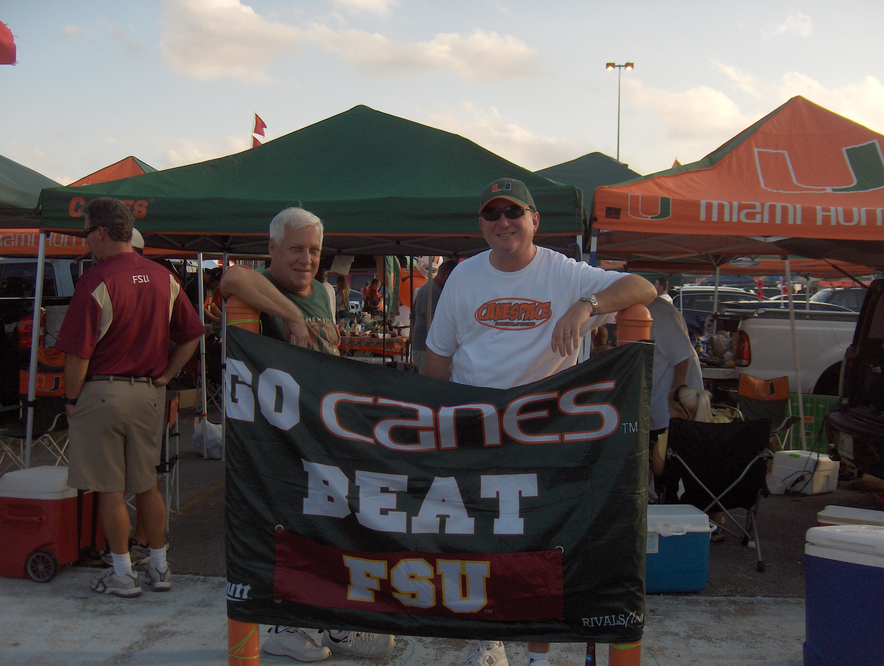 Canespace Miami Vs Fsu Let The Hating Commence