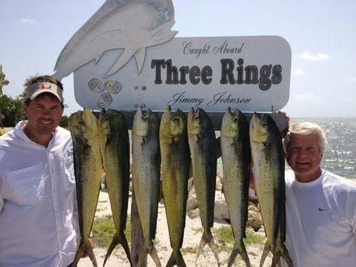 Golden Johnson Fishing