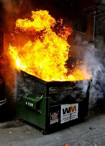 Dumpster Fire 2
