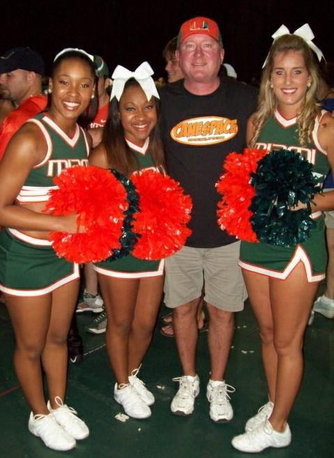 Cheerleaders 86