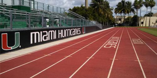 UM Track 2017 Home