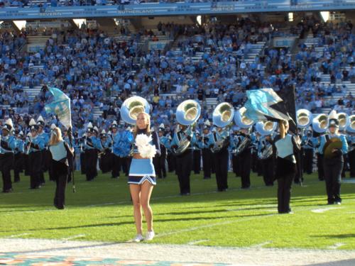 UNC 2006 cheer