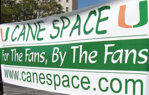 Canespace Banner