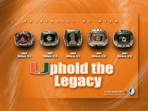 UM Legacy
