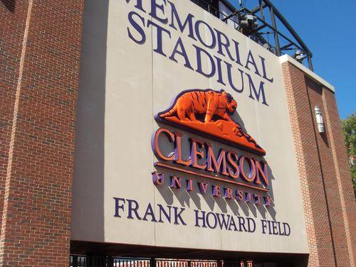 Clemosn Stadium
