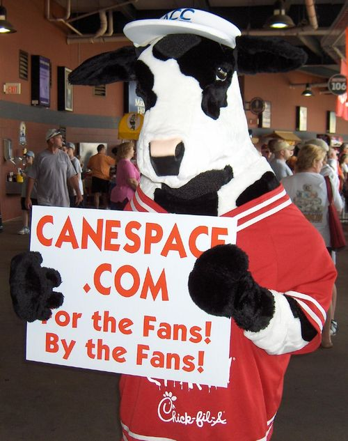 Cow Canespace