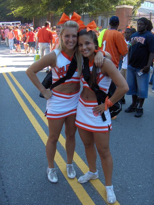 Clemson Cheer